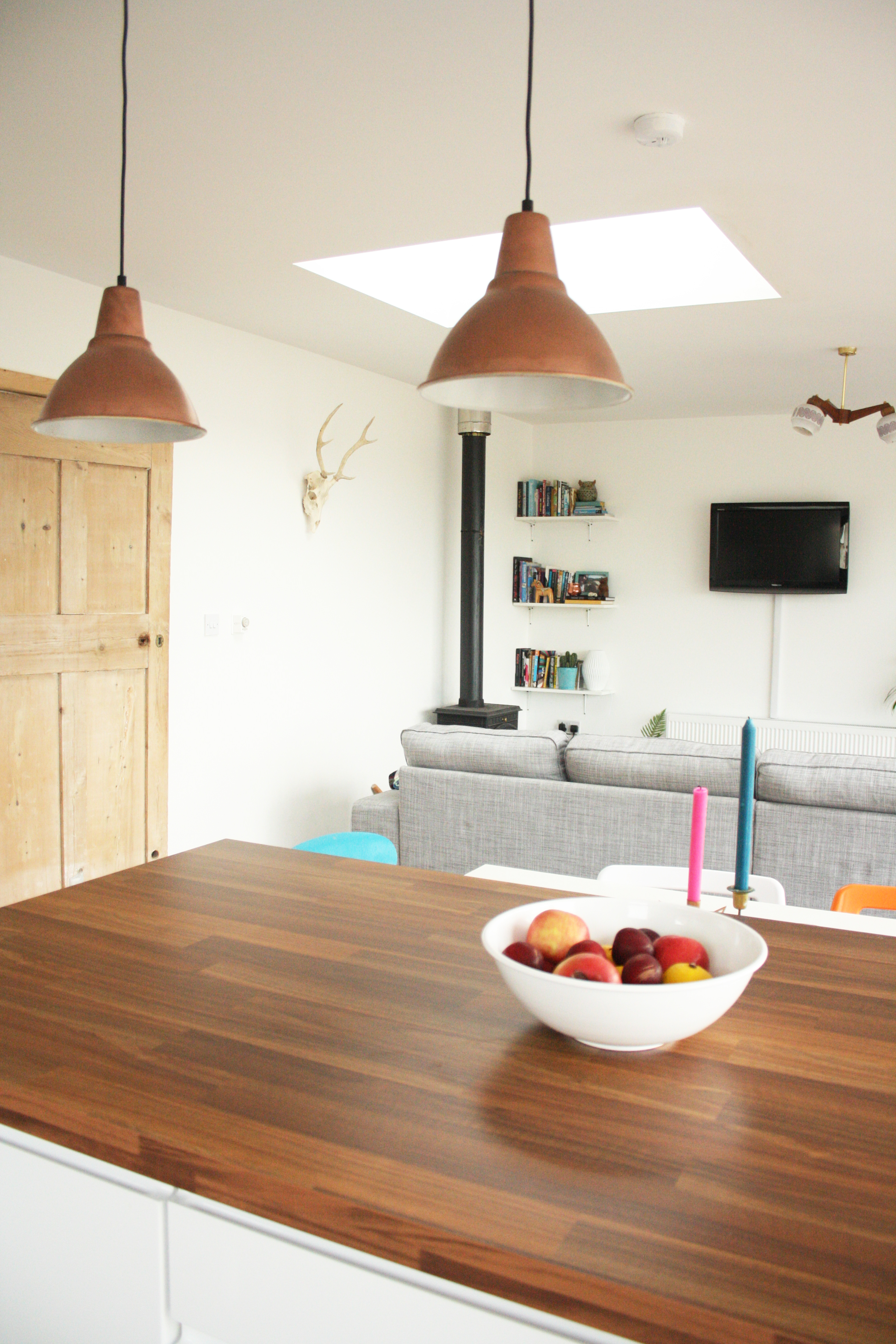 gaff tour: step inside this eclectic cork hideaway - gaff interiors