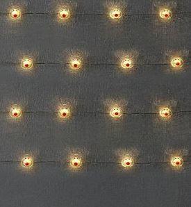 marks and spencer reindeer christmas lights